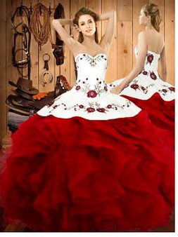 Quinceanera Dress QSJQDDT2057002B