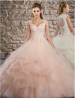 Blush Quinceanera Dress QSXFQD1591-4