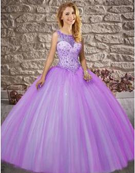 Lila Quinceanera Dress  QSXFQD1538-5