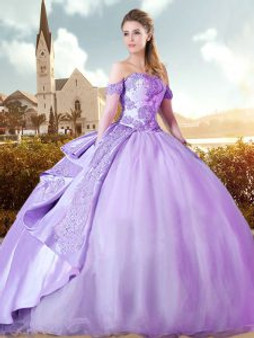 Charming Lilac Quinceanera Dress