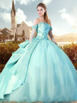 Charming Pink Quinceanera Dress