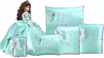 Under The Sea Quinceanera Set, 6 items  available in all colors