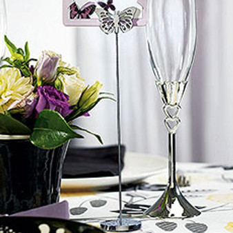 Butterfly Table Number Holder, Set of 6
