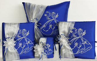 Quinceanera Set  up to 7 Items, available in all colors