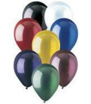 Crystal Latex Balloons