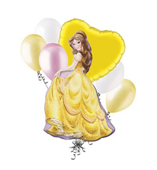 Belle 7 Balloons Bouquet