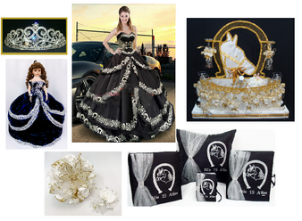 Charra Quinceanera Dress Package