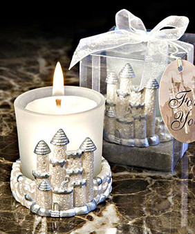 Cinderella Candle Favors