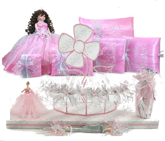 Quinceanera Flowers  Package Set