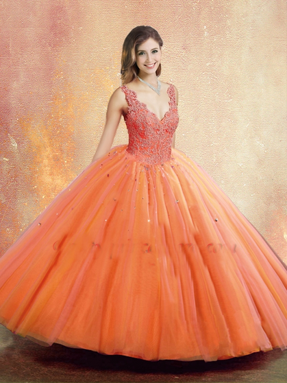 Quinceanera Dress # QSJQDDT400002