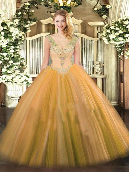 Quinceanera Dress QSJQDDT125002-2