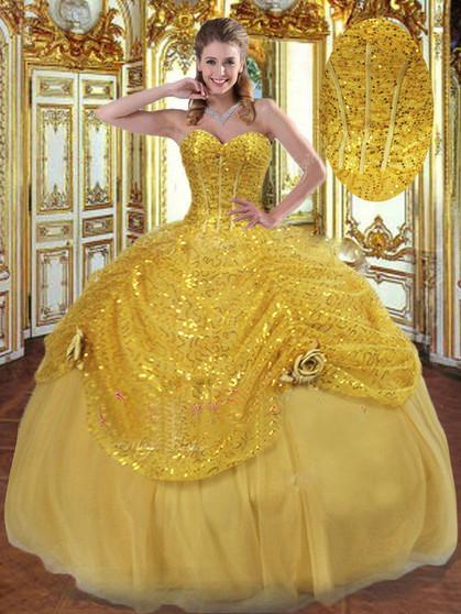 Quinceanera Dress QSSW0619MT