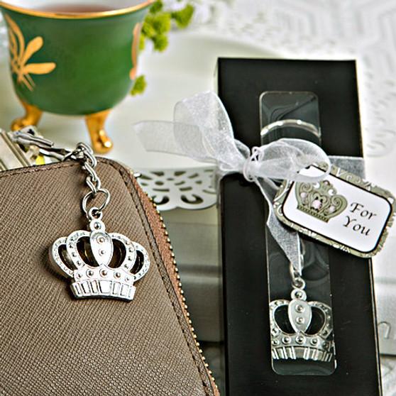 Majestic Crown Key Chain (as low as $ 0.89)