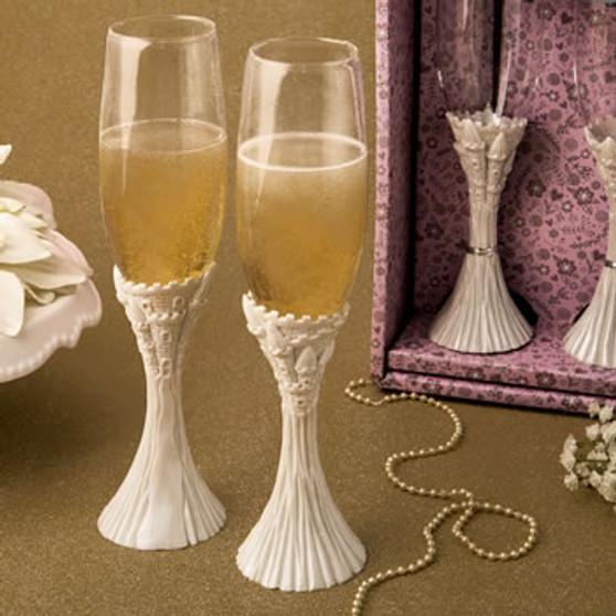 Princess - Cinderella Quinceanera Toasting Glasses