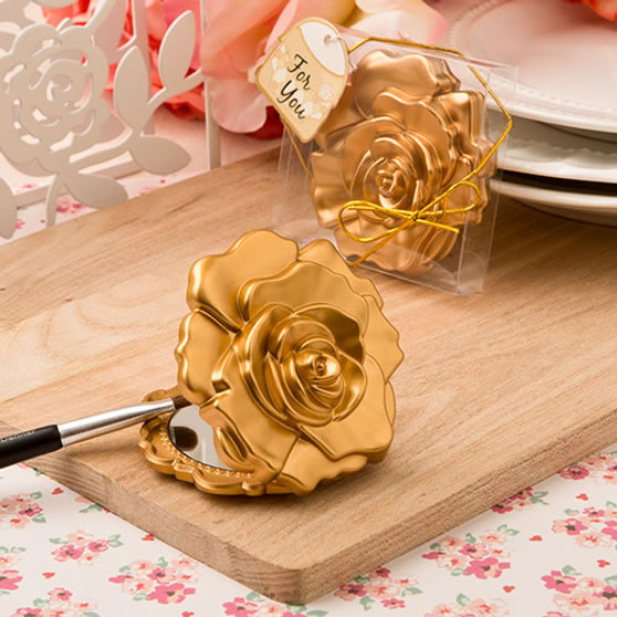 Rose compact mirror favor (as low as $ 1.49)