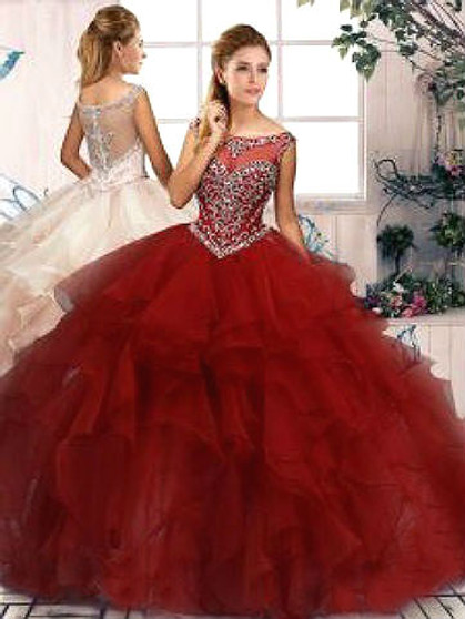 Quinceanera Dress QSJQDDT2086002