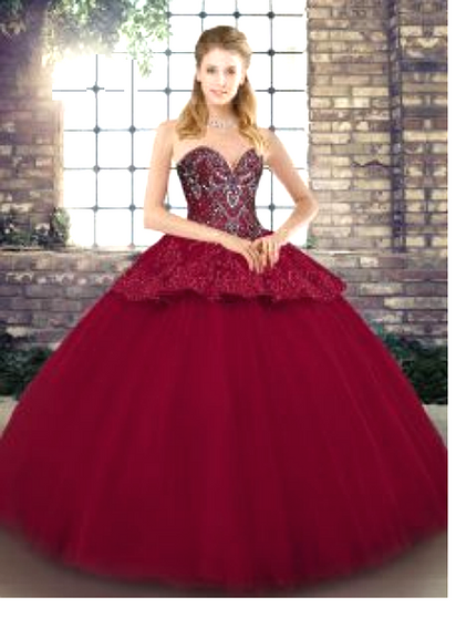 Quinceanera Dress QSJQDDT2126002-4