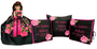 Charra Quinceanera  Pillows  Set ofTwo Pillows