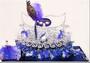 Masquerade Quinceanera Toasting Set, available in all colors