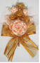 Aqua Quinceanera  Hand Corsage, available in many colors