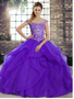 Aqua Blue Quinceanera Dress  QSJQDDT2108002-9