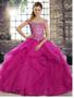 Red Quinceanera Dress  QSJQDDT2108002-4