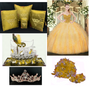 Masquerade Quinceanera Dress Package