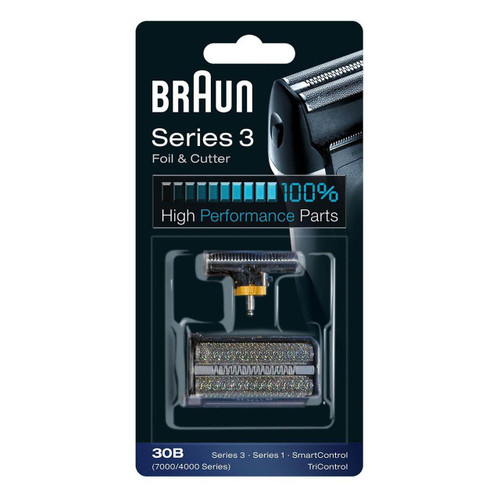 Shaver Replacement Head, Series 3, 30B (Compatible with Series 1 and Series 3 Older Generation shavers)