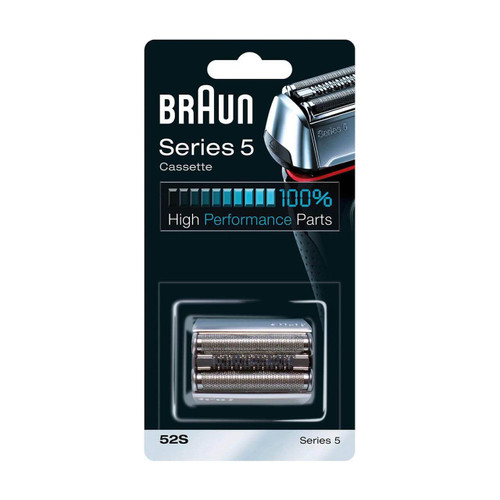 Shaver Replacement Head, Series 5, 52S (Compatible with Series 5 Older Generation shavers)