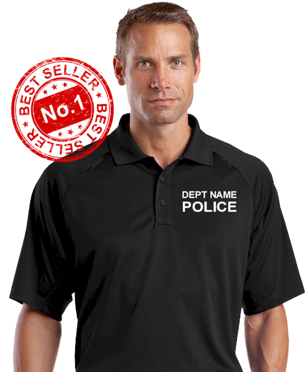 00758e4f 911 Snag-Proof Tactical short-sleeve Polo - Men's - Embroidered ...
