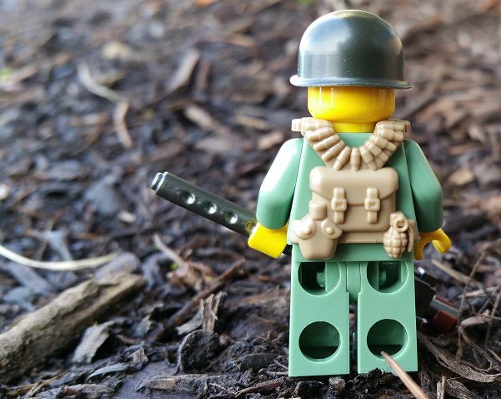 BrickArms US Gunner- WWII Web Gear