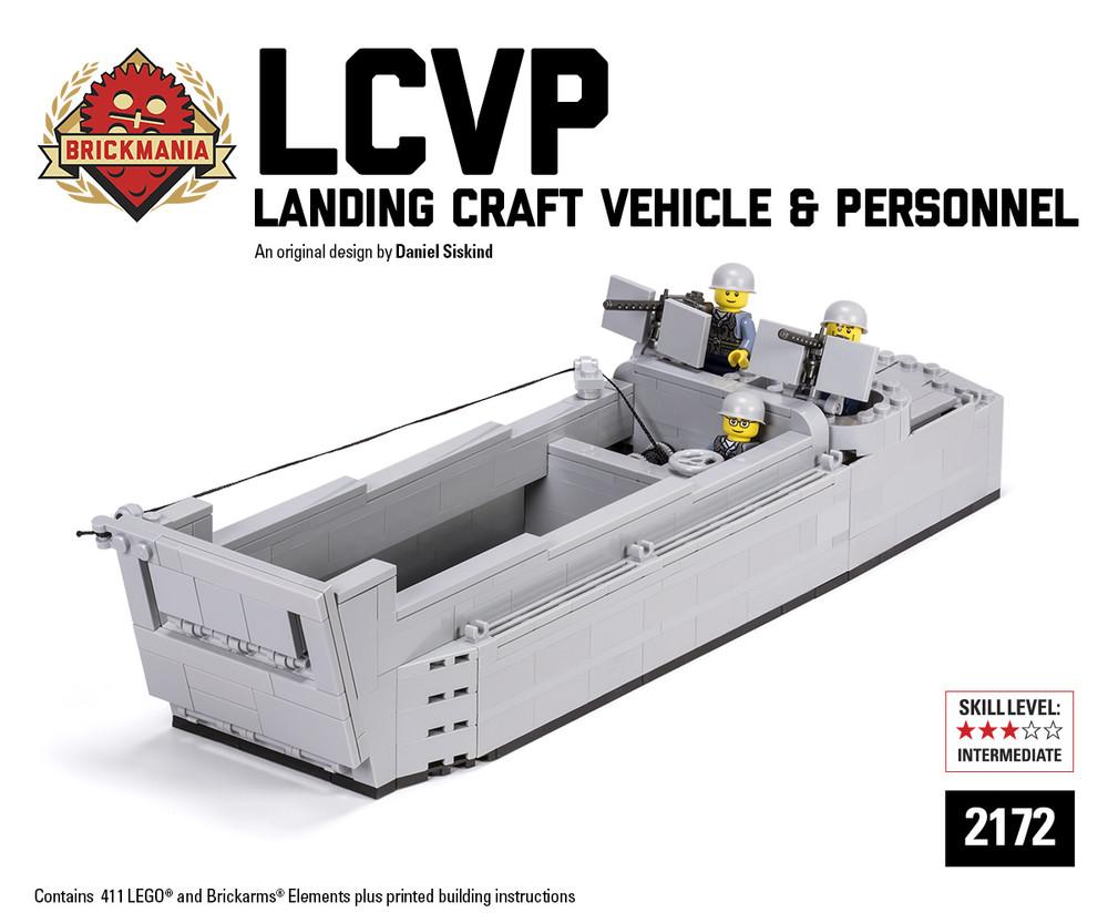 """LCVP """"Higgins Boat"""" (2017 Edition)"""