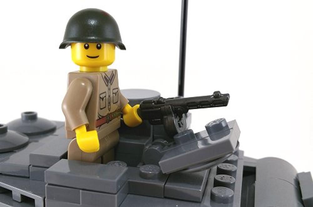 BrickArms SSh-40 Russian Helmet