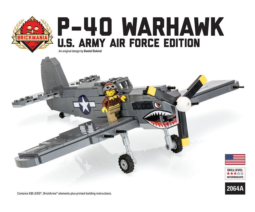 P-40 Warhawk - US Army Air Force Edition