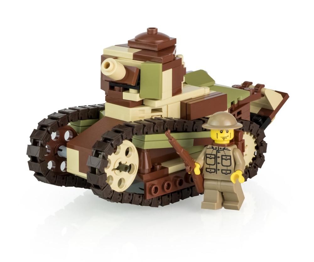 Renault FT - French Light Tank