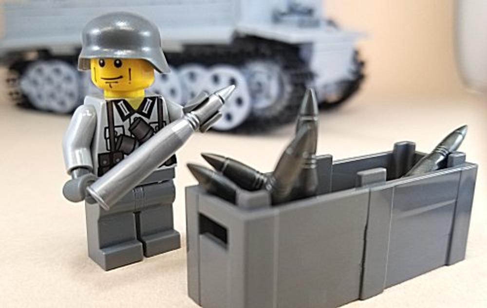 BrickArms 88mm Shell