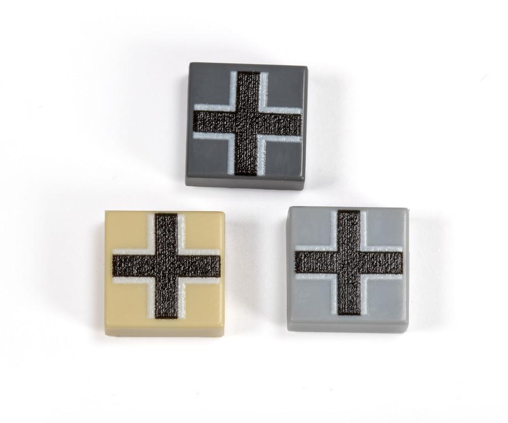 1x1 Balkenkreuz Tile