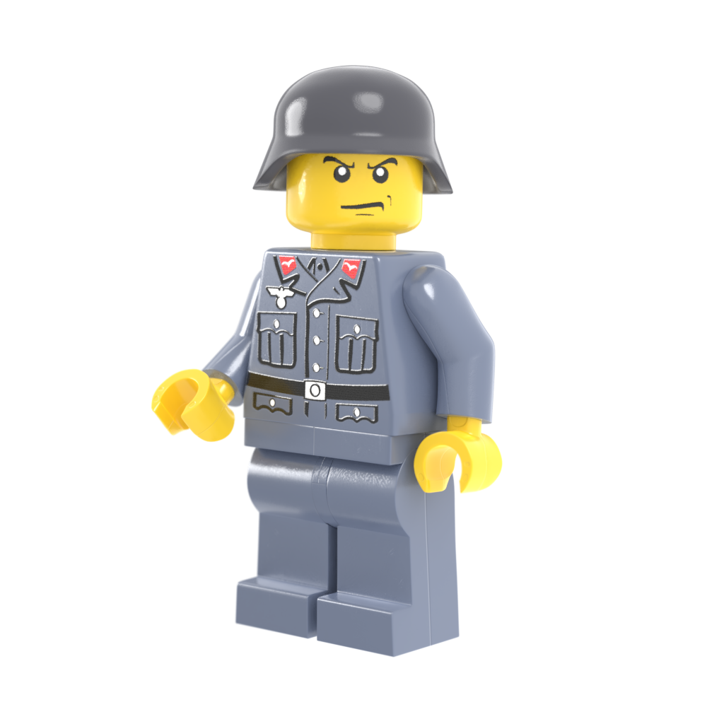 Luftwaffe Anti-Aircraft Troops