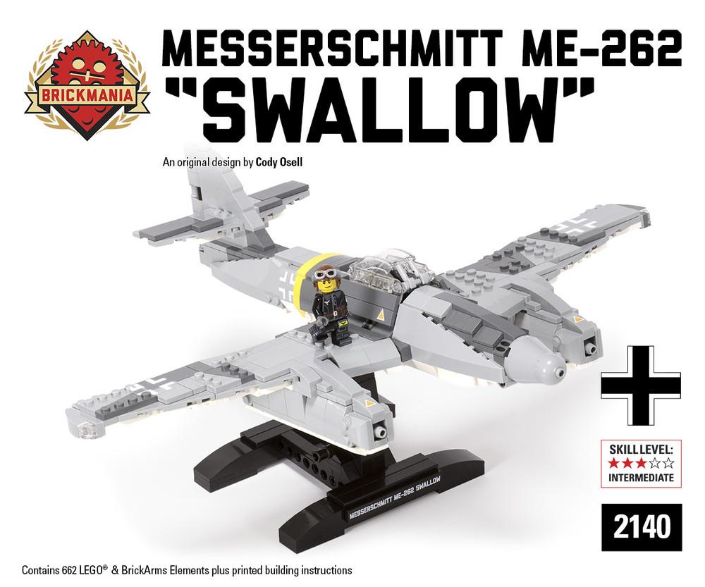 Messerschmitt Me-262 Swallow