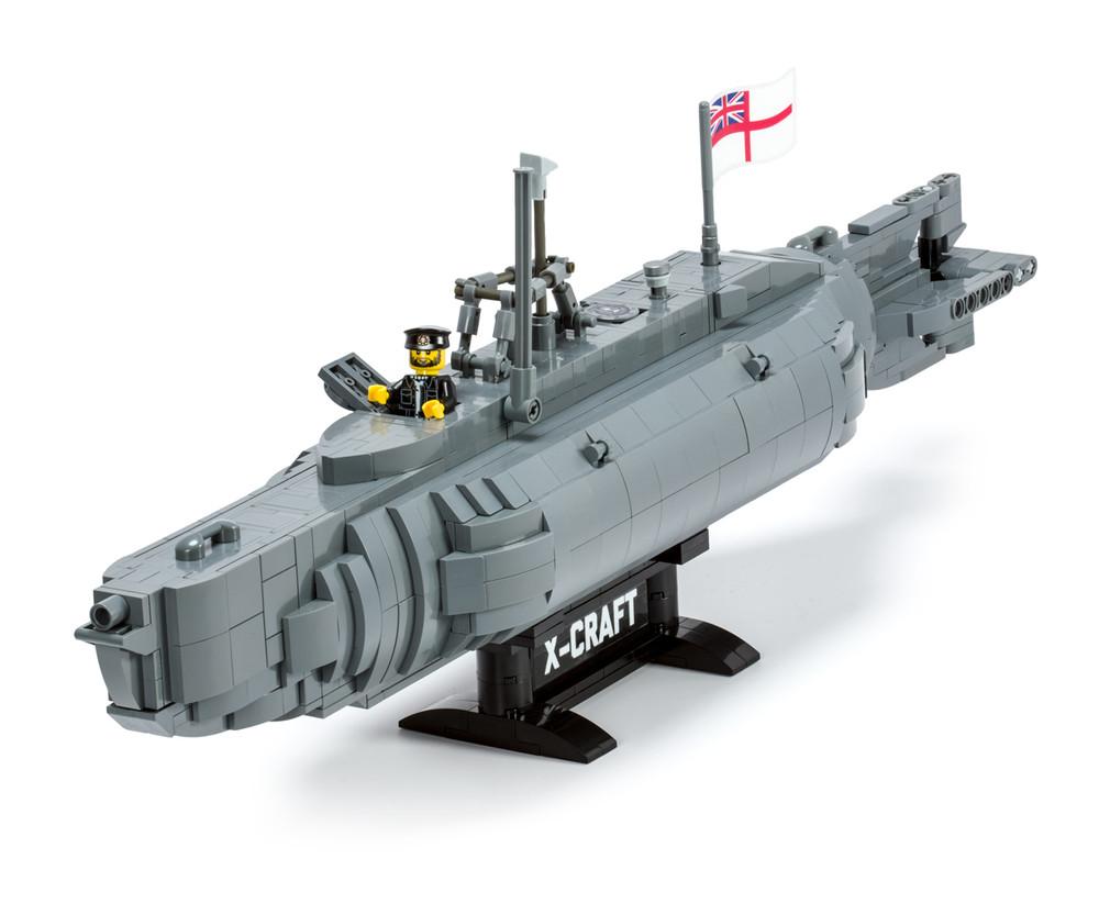 X-Craft British Minisub