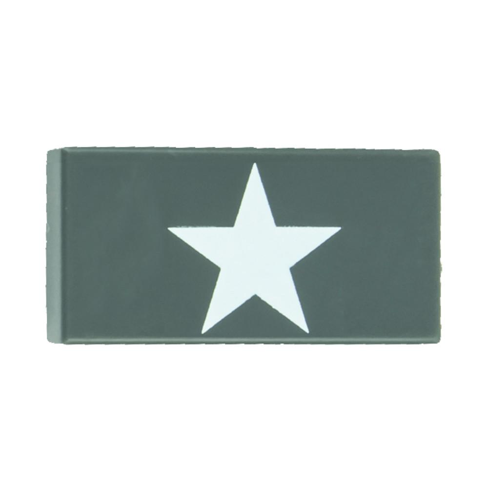 2x4 Allied Star Tile