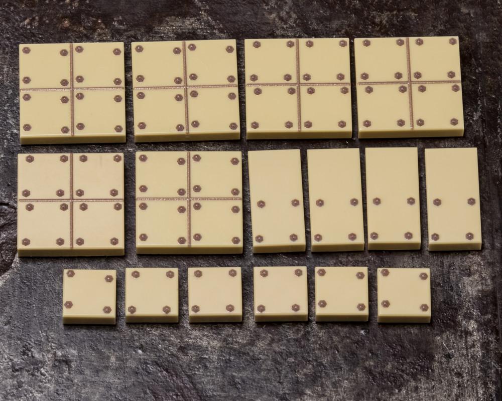 Reactive Armor Tile Pack