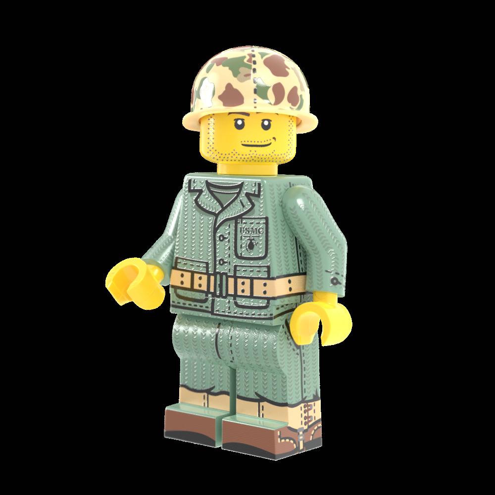 WWII US Marine V4