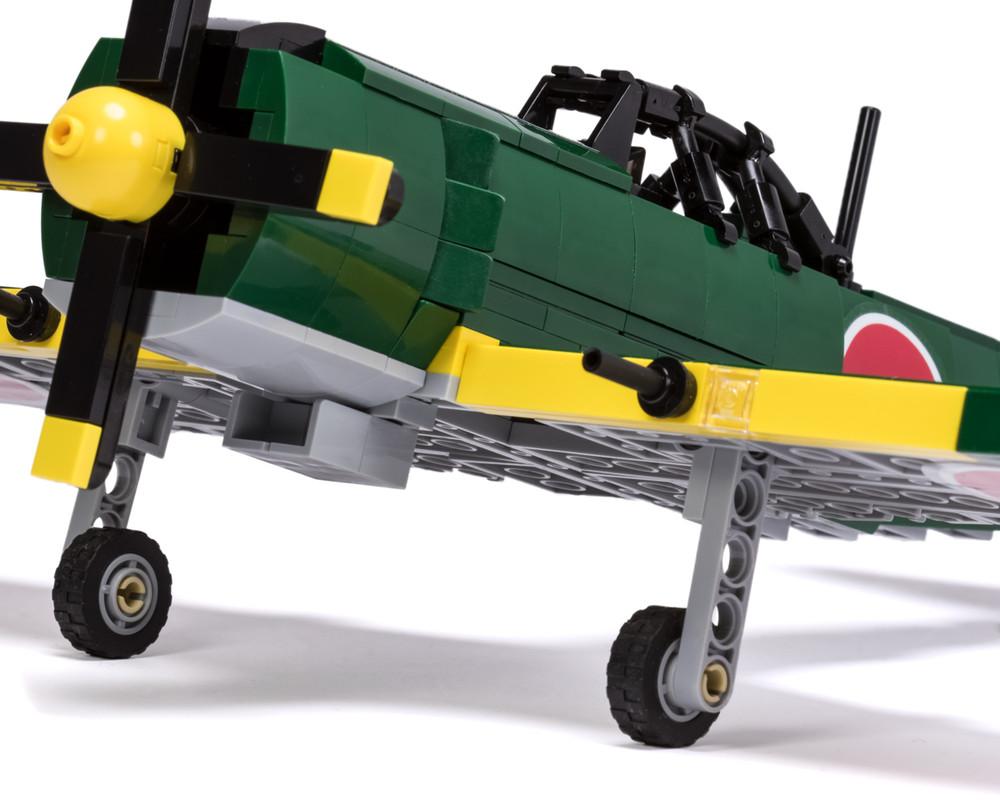 Nakajima Ki-84 Hayate - Army Type 4 Fighter