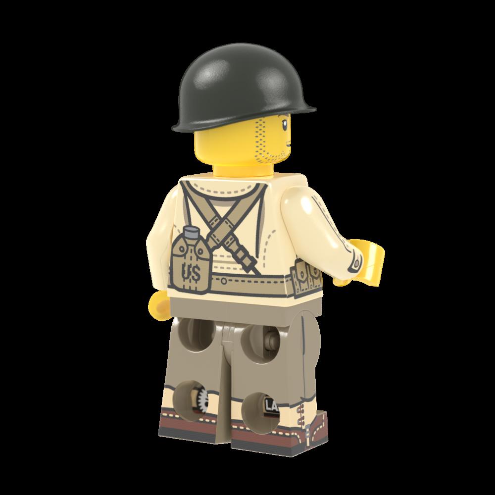 WWII US Army Rifleman V2
