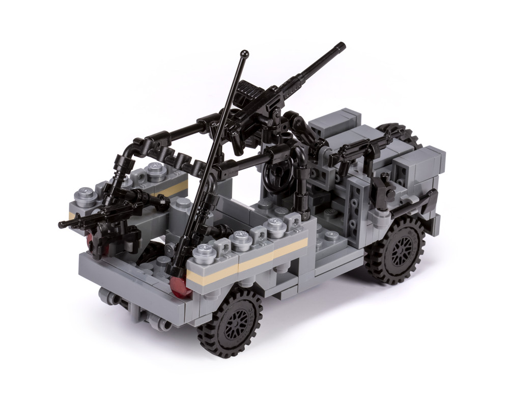 RSOV - Ranger Special Operations Vehicle