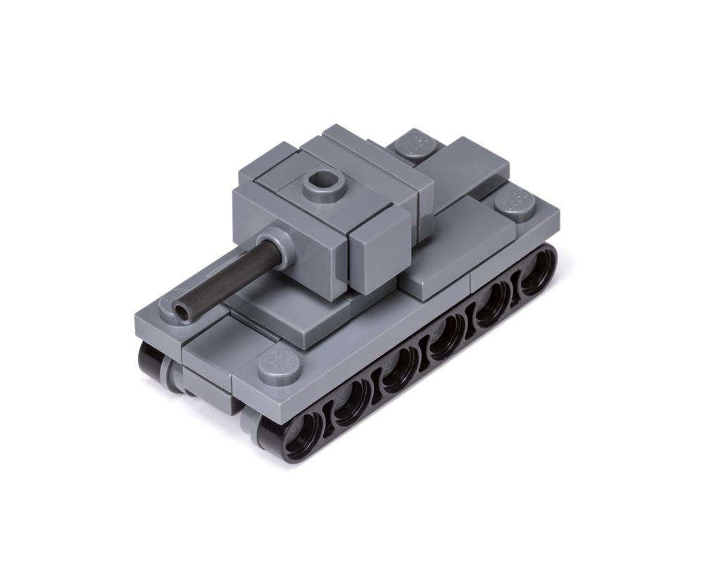 Micro Brick Battle - A27M Cromwell