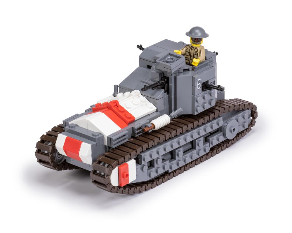 "Mark A ""Whippet"" - WWI Medium Tank"