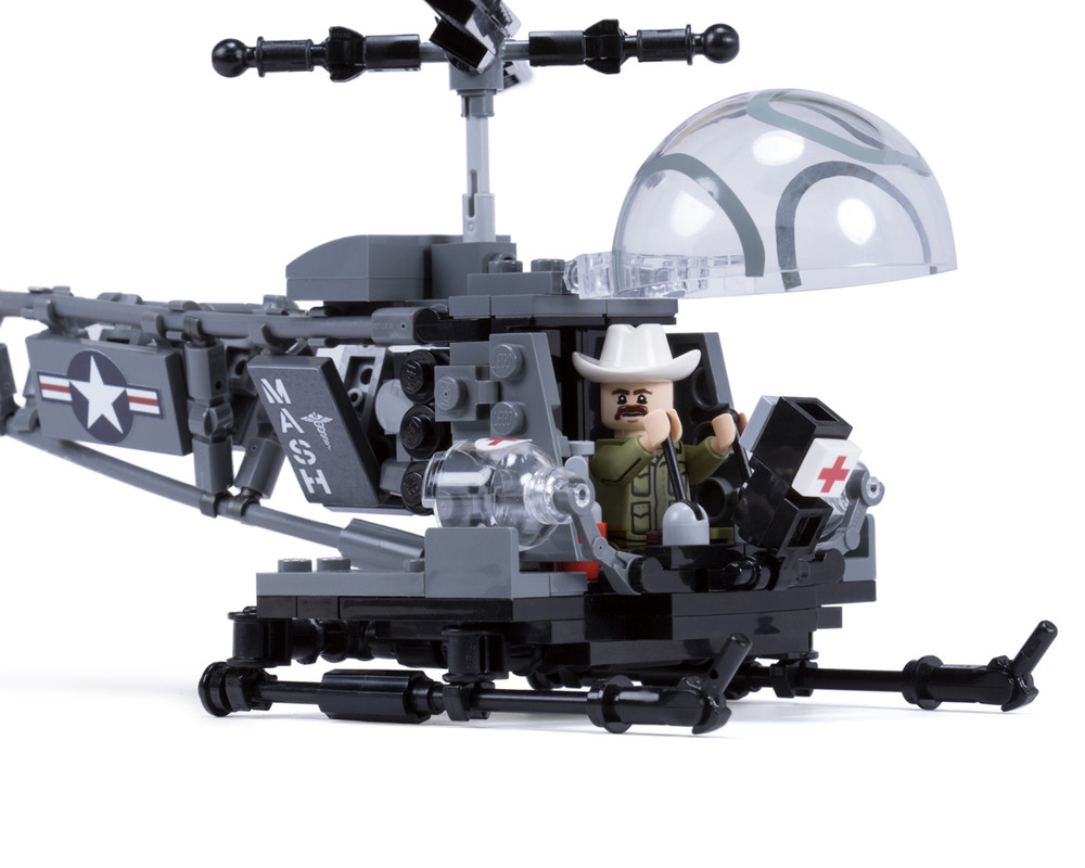"""H-13 Sioux """"M.A.S.H."""" Helicopter"""