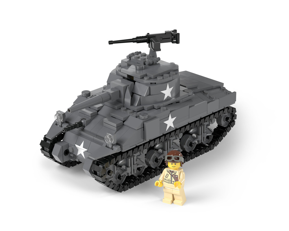 M4 Sherman - Allied Medium Tank (2018)